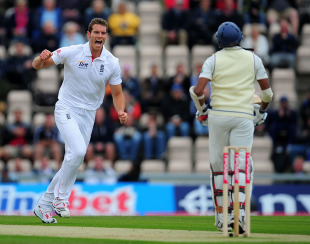 Chris Tremlett was the player of the day