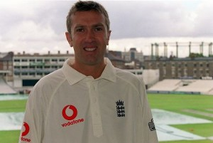 Just the right man to take on Brian Charles Lara.