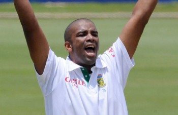 Vernon Philander: bowling sides out since 2011.