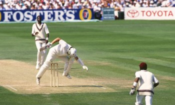 Botham leg over