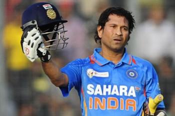 Sachin 100th hundred
