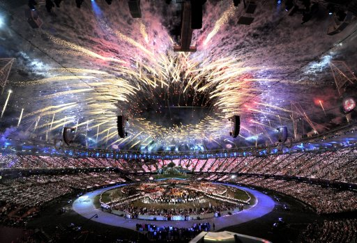 Open 2012 Tickets 2012 Opening Ceremony at