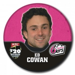 The Big Bash is still too small to accommodate a player of Cowan's exquisite ability.