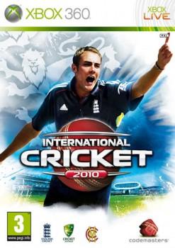 International Cricket 2010 cover