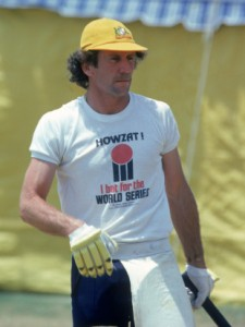 Chappell's dress sense certainly ruffles a few feathers these days.