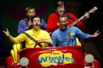 The wiggles perform during G'Day USA week in Los Angeles, in January.