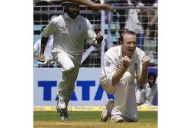 c Panesar b Udal - one of the great fielder-bowler combinations.