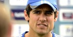 Alastair Cook realises quite how many awards Annie Lennox has won.