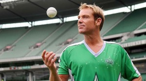 Impossible is a word Warne refuses to acknowledged. Same with humble. Or  irrelevant.