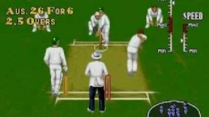 The traditional Aussie batting collapse, in full swing.