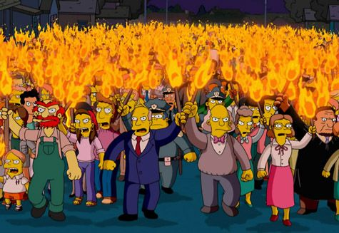 simpsons-villagers-pitchfork-torches.jpe