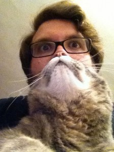Cat beards: another thing that we definitely always enjoy.