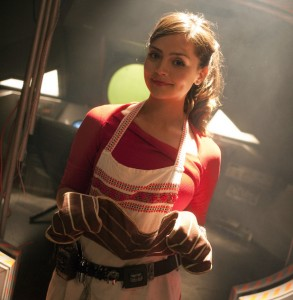 The previous clumsy simile was just an excuse to post a picture of Jenna Louis Coleman.