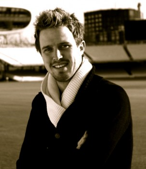 Nick Compton is handsome