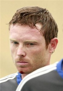 Ian Bell wished he had some eggs chopped up in a cup for his lunch.