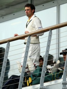 Hands up all those who feel sorry for Ed Cowan. Anyone?