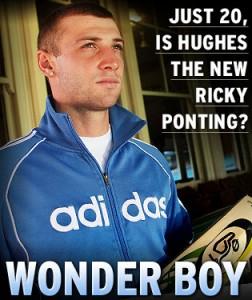 Insofar as scoring 13,000 Test runs? No. Insofar as scrapping in Sydney nightclubs? Possibly.