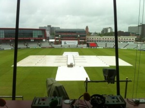 Old Trafford prepares for its biggest moment in eight years