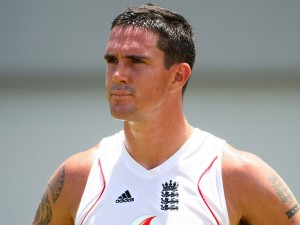 Apropos of nothing, here's a picture of Kevin Pietersen.
