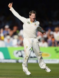 We're as serious as Shane Watson, when we say Devereux is a dancer.