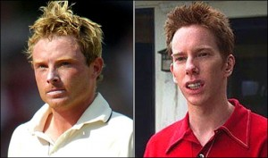 Although he did look a lot like the Sherminator back then.