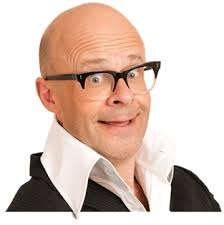 Unless, of course, he becomes the new Harry Hill. What are the chances of that happening?