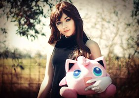 That is one happy Jigglypuff.