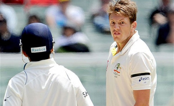 "What Australia lose in sledging with Wade, they gain with Pattinson's all important ""angry faces""."