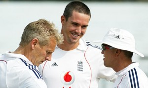 Peter Moores recommends Kerrigan and Taylor to the selection committee.
