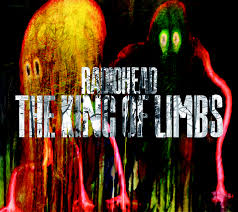 Apropos of nothing, here's the cover of The King Of Limbs, Radiohead's eighth studio album.