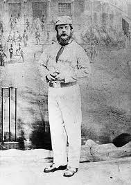 John Wisden: basically the Liam Plunkett of the Nineteenth Century.