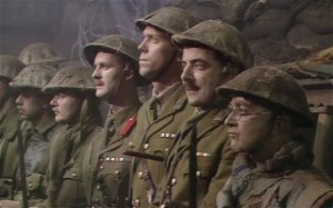 England's newest recruits prepare to enter the fray.