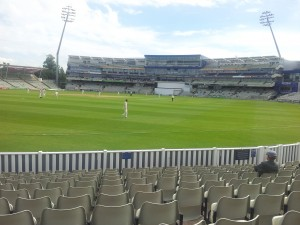 Edgbaston: falling rapidly down the Trip Advisor rankings.