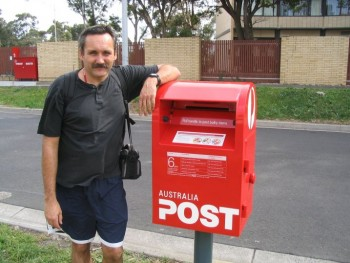 Australian mailbox