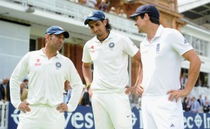 They've also gifted India their first away Test victory since Gandhi was in nappies.