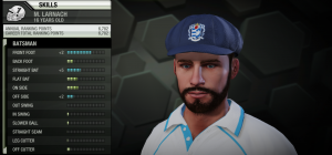 Our skill level, midway through the first season. That 1 in the helmet top left means we are still pretty shit. Also, that's a pretty impressive beard for a 16 year old isn't it?