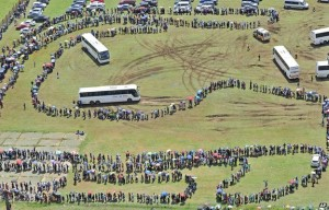 The queue of people ready to replace Ben Stokes gradually became a problem.