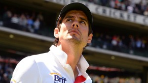 Captain Cook ponders how many hundreds he can not score this year