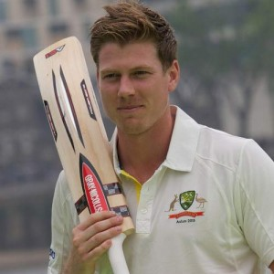 We'd also suggest James Faulkner would be a pretty good choice, if his mum was free to drive him to training.