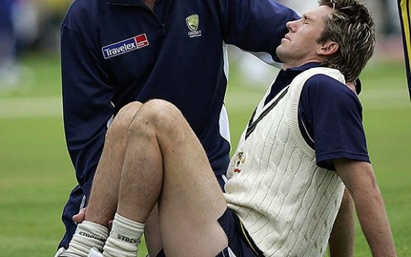 That painful moment when McGrath realised that since he bowled slower than 140kph, all his 563 Test wickets must have been flukes.