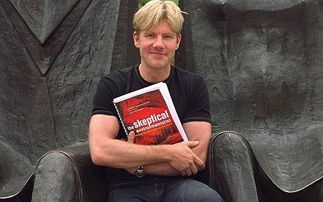 Unlike Lomborg, we actually passed statistics at university. On the second try anyway.