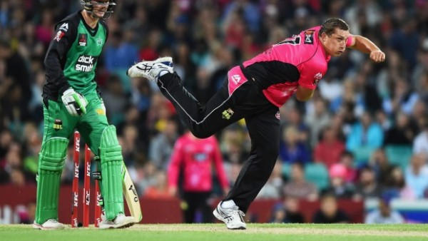At rock bottom, the Sydney Sixers have started press ganging construction workers into their lineup, with predictable results.