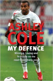 Ashley Cole was a national treasure before this was published. Mind you, Sir Jimmy Savile was also a national treasure once.