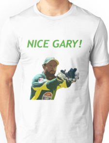 Immediately breaking the hearts of thousands of besotted Gary fans.