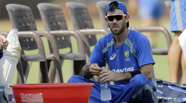 Even Glenn Maxwell has come good. Surely there is no more convincing proof of the End of Days than that.